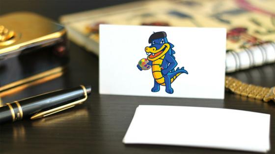 Hostgator_Business_Card